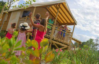 Sole di Sari Campsite Accommodation