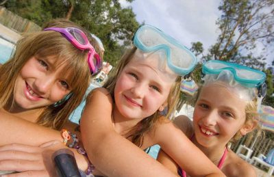 Sole di Sari Children's Pool