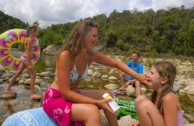 Sole di Sari River Family Fun