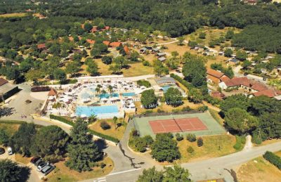 Soleil Plage Campsite Overview