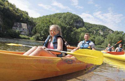 Soleil Plage Canoe Hire