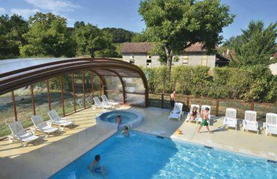 Soleil Plage Covered Pool