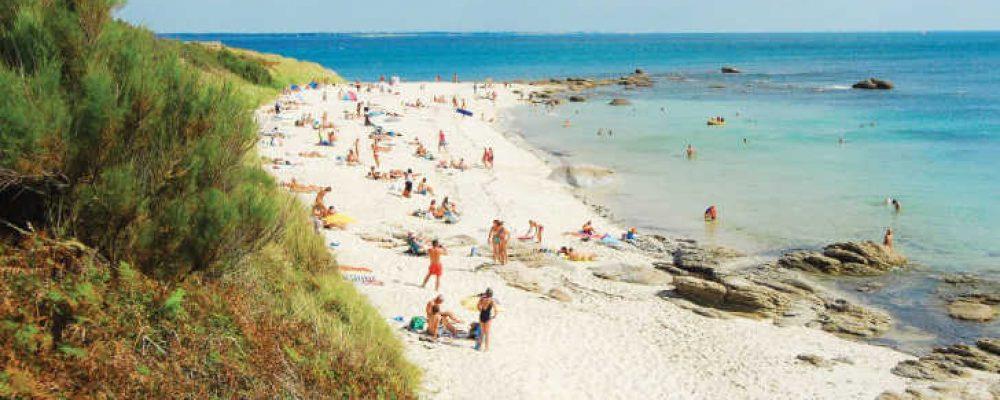 Top Ten Beach Holiday Campsites