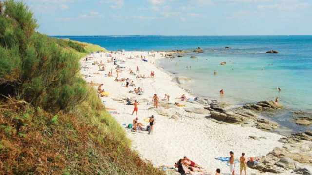 Top Ten Beach Holiday Campsites