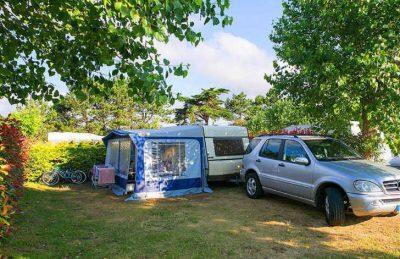 Village les Vikings Pitch Only Caravan