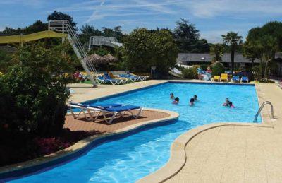 Yelloh Village Le P'tit Bois Swimming Pool