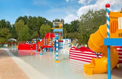 Yelloh Village Le Serignan Plage Children's Pool
