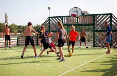 Yelloh Village Le Serignan Plage Sports Facilities