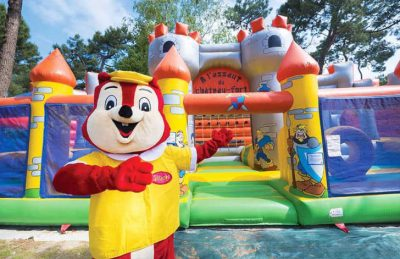 Yelloh Village les Pins Inflatables