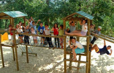 Yelloh Village Panorama du Pyla Children's Playground