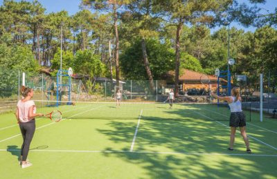 Yelloh Village Panorama du Pyla Tennis