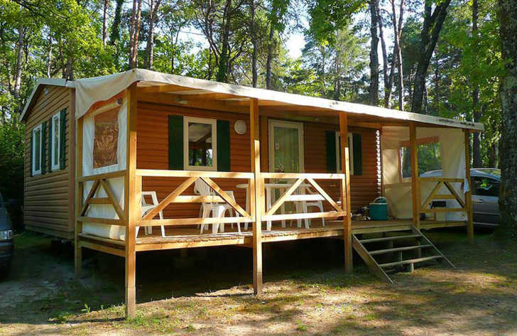 Campeole la Pinede Pitch Only Accommodation