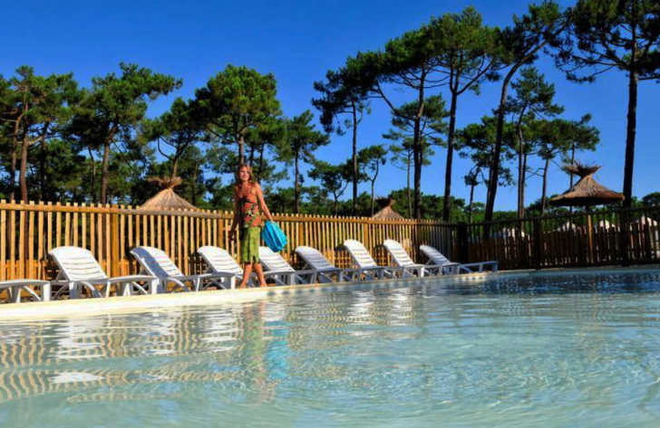 Campeole les Tourterelles Swimming Pool