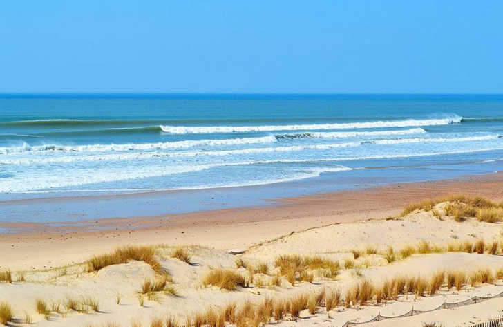 Campeole Medoc Plage Pitch Only Beach Dunes