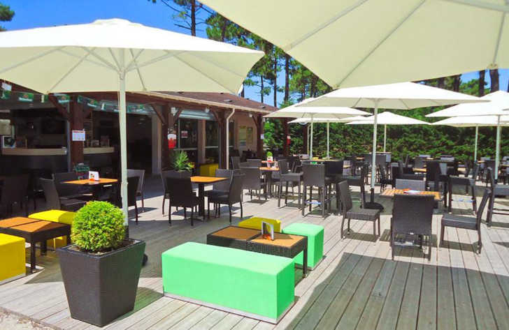 Campeole Medoc Plage Pitch Only Restaurant