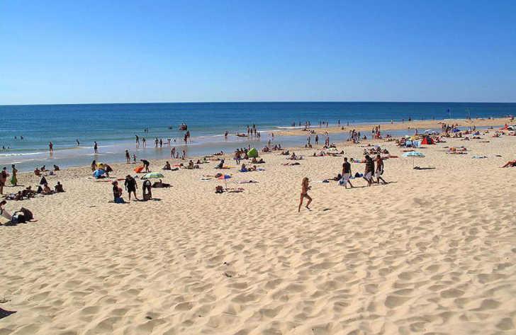 Campeole Plage Sud Beach