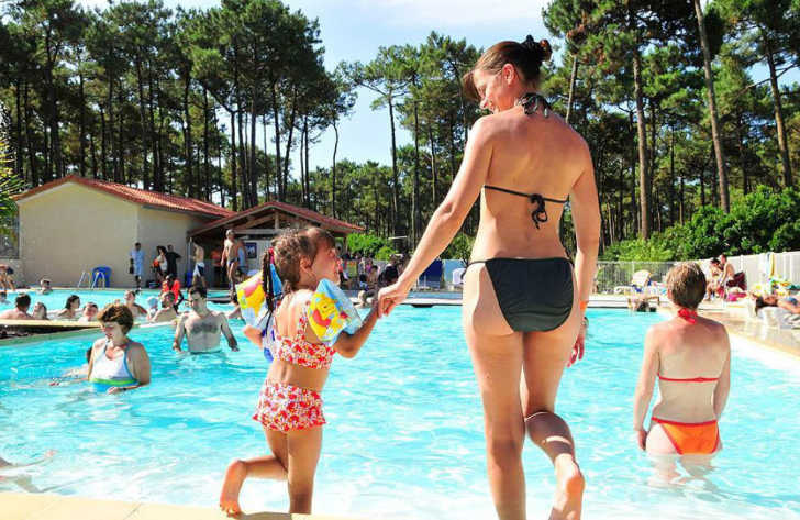 Campeole Plage Sud Family Pool