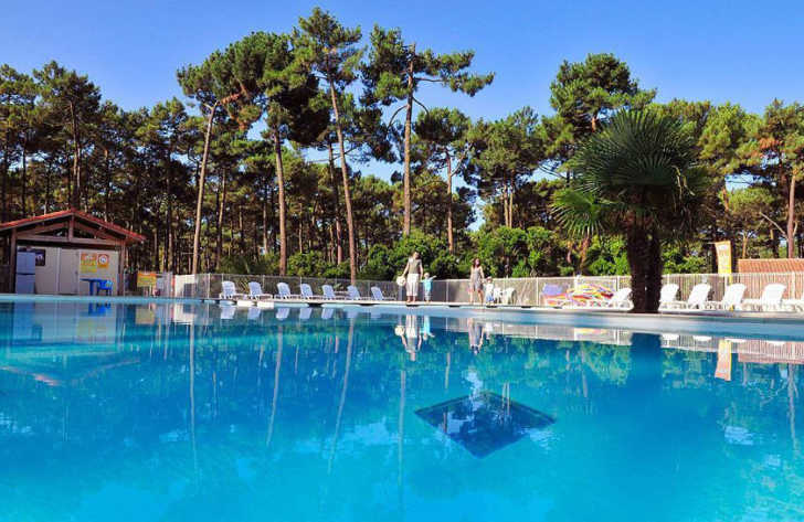 Campeole Plage Sud Swimming Pool