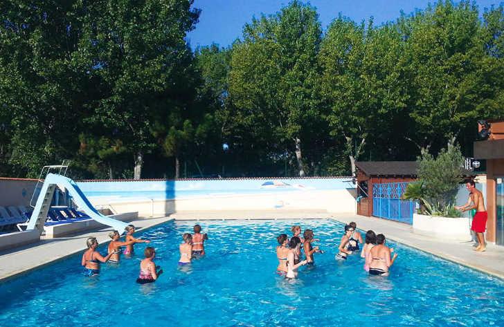 Camping Abri de Camargue Pool