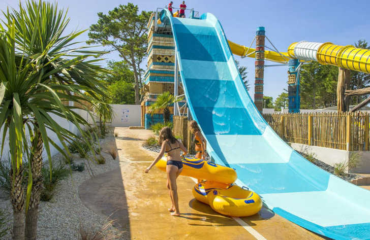 Camping Acapulco Waterslides