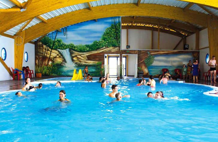 Camping Atlantique Indoor Pool