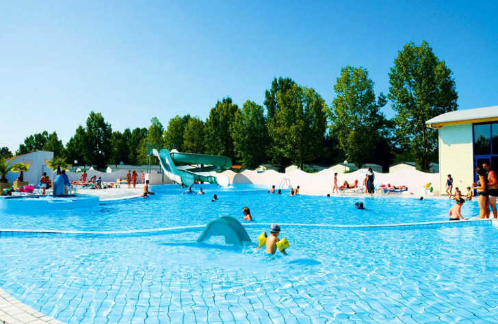 Camping Atlantique Swimming Pool