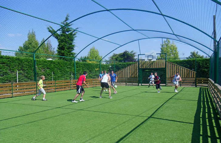 Camping Bois Soleil Sports Facilities