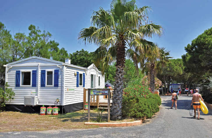 Camping Club Mar Estang Accommodation Pitch