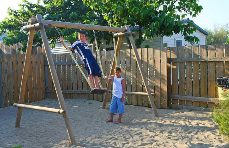 Camping Club Mar Estang. Children's Play Area