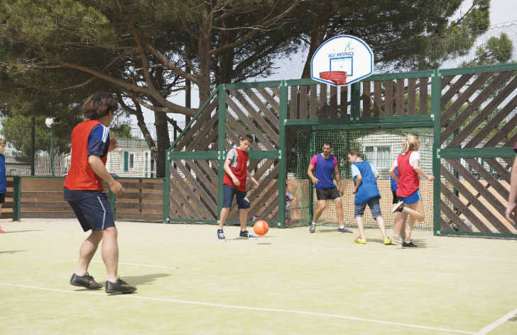 Camping Club Mar Estang Football