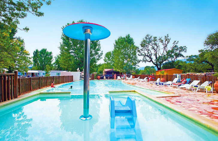 Camping Cupulatta Swimming Pool Complex