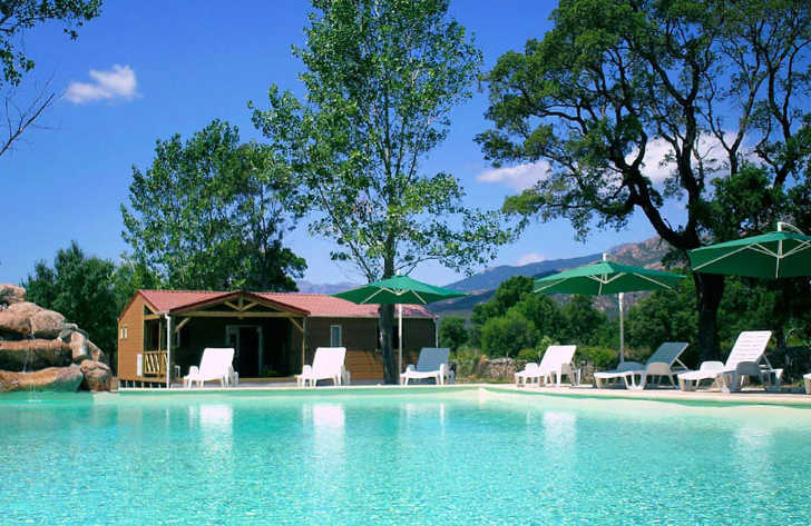 Camping Cupulatta Swimming Pool