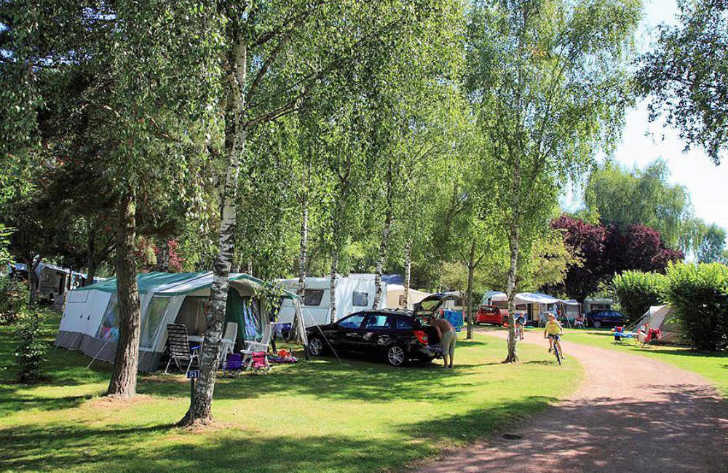 Camping de l'Etang de Fouche Pitch Only Campsite Pitch