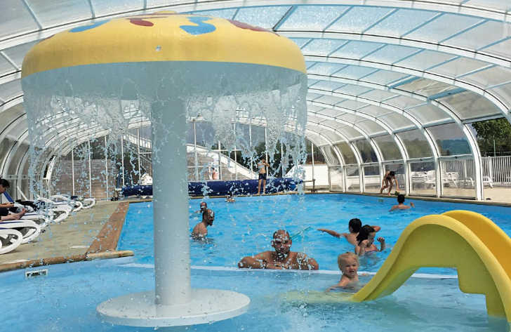 Camping du Golf Children's Swimming Pool