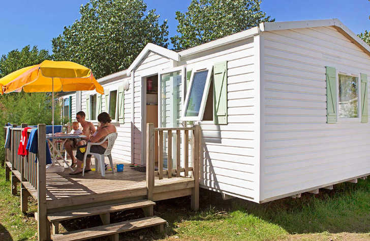 Camping du Jard Accommodation