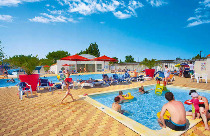 Camping du Jard Family Swimming Pool