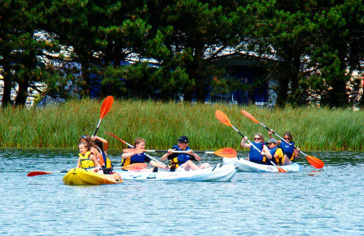 Camping Fanal Canoeing