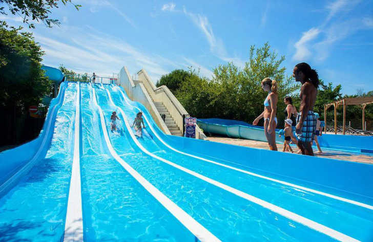 Camping la Reserve Waterslides