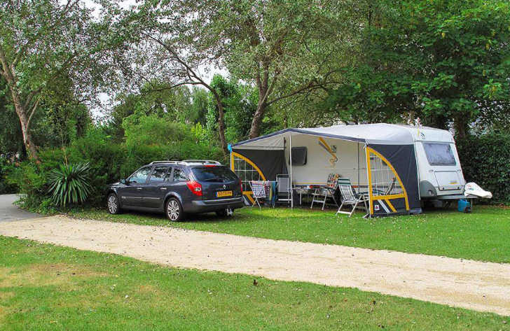 Camping La Touesse Pitch Only