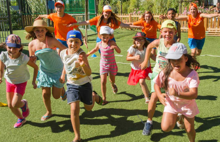 Camping le Castellas Kids Clubs