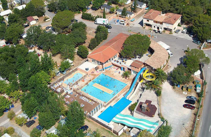Camping le Frejus Overview