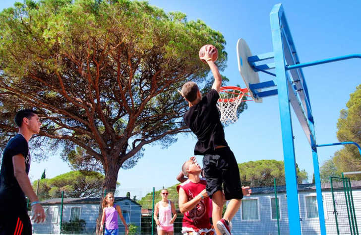 Camping le Frejus Sports