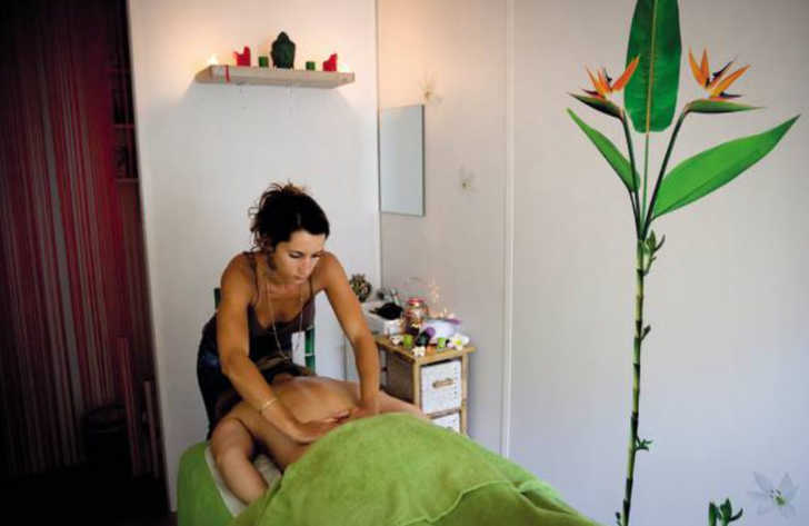 Camping le Signol Treatment Room