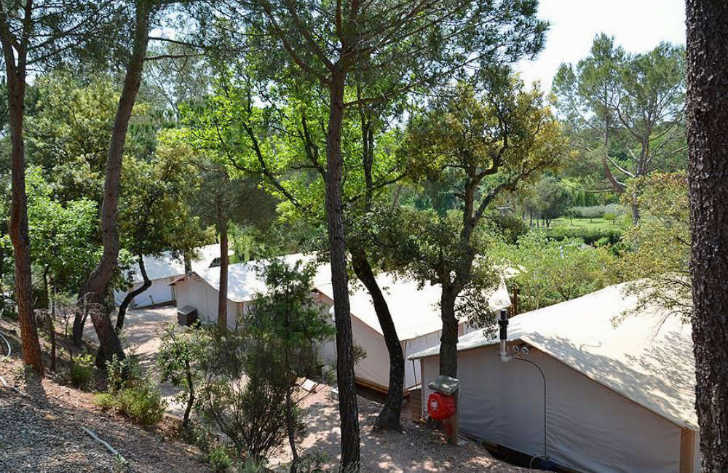 Camping lei Suves Accommodation