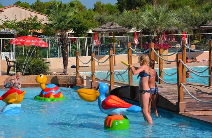 Camping lei Suves Family Pool