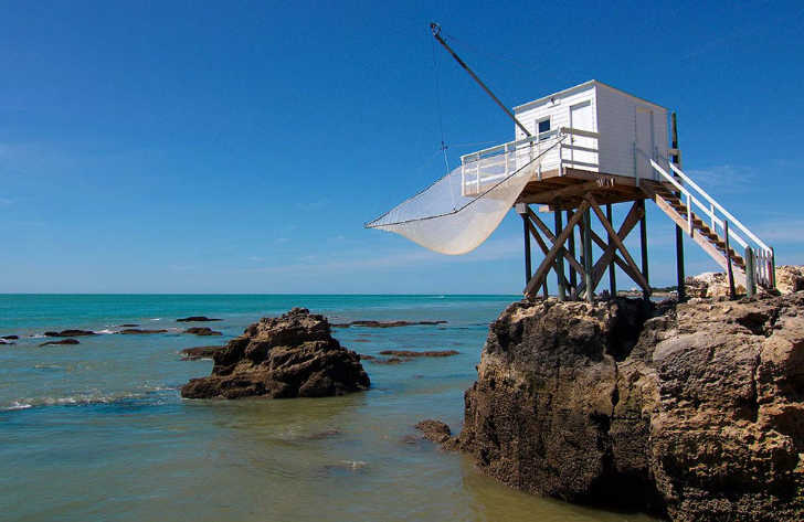 Camping les Catalpas Beach Hut