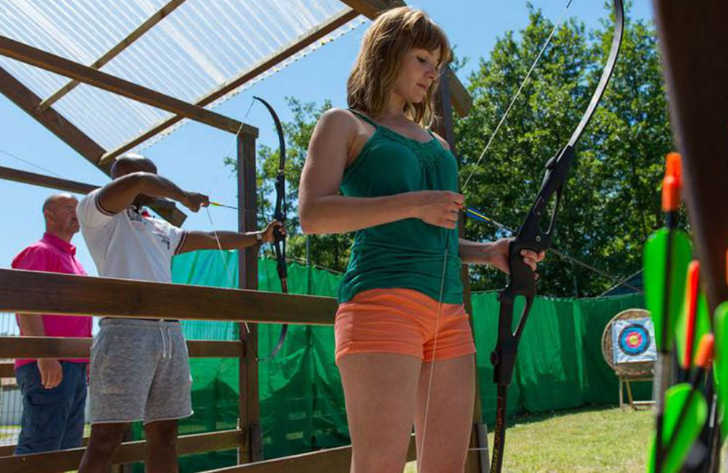 Camping les Charmettes Archery