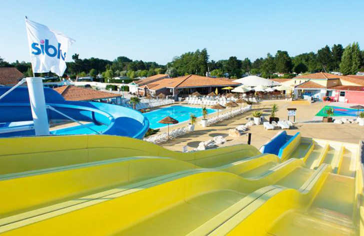 Camping les Charmettes Slides