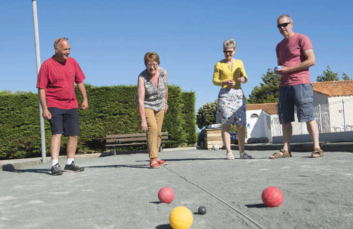 Camping Les Ilates Boules