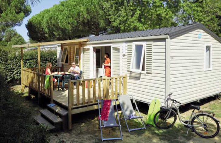 Camping les Peupliers Accommodation